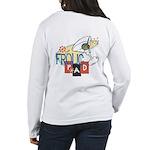 Frolic Pad Women's Long Sleeve T-Shirt