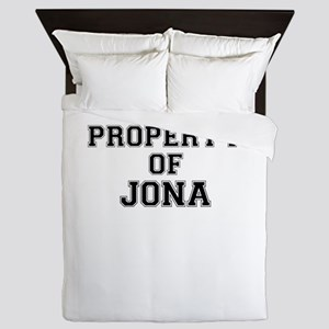 Property of JONA Queen Duvet