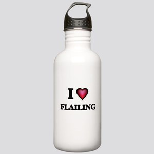 I love Flailing Stainless Water Bottle 1.0L