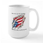 Colors Don't Run Large Mug Mugs