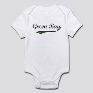 Green Bay Since 1634 Infant Bodysuit