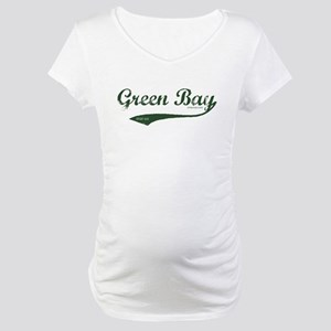 Green Bay Since 1634 Maternity T-Shirt