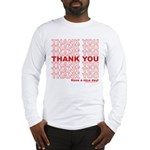 Shopping Bag Long Sleeve T-Shirt