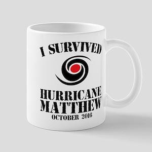 I Survived Hurricane Matthew Mugs