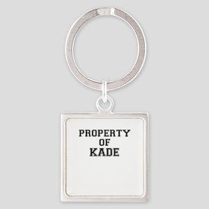 Property of KADE Keychains