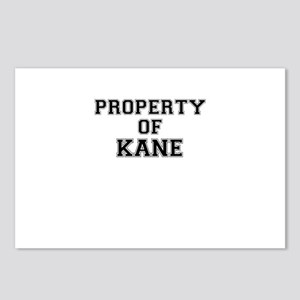 Property of KANE Postcards (Package of 8)
