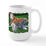 Penny, Tiffy and Hedo Mug