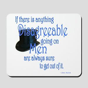 Disagreeable Mousepad