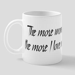 Westie or Women Mug