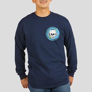 41 ECS/SCREAM Long Sleeve Dark T-Shirt
