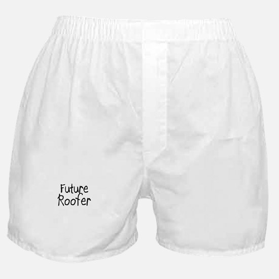 Future Roofer Boxer Shorts