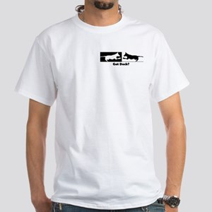 Got Dock? White T-Shirt