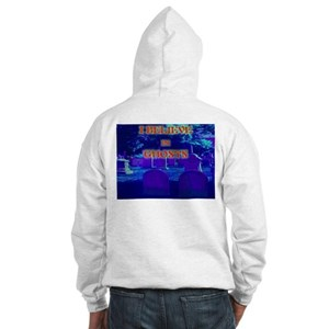 GHOST HUNTERS Hooded Sweatshirt