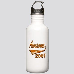 Awesome Since 2007 Bir Stainless Water Bottle 1.0L