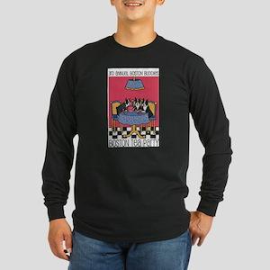 Boston Buddies Boston Tea Par Long Sleeve T-Shirt