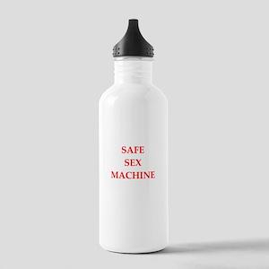 safe sex Water Bottle