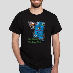 MS-Money! Dark T-Shirt