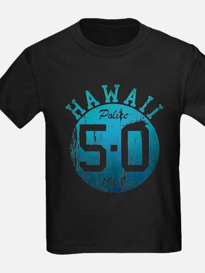 Vintage Style Hawaii 5-O T-Shirt