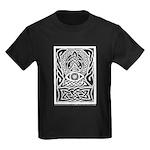 Celtic All Seeing Eye Kids Dark T-Shirt