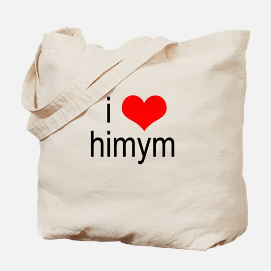 I Heart HIMYM Tote Bag