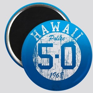 Vintage Style Hawaii 5-O Magnets