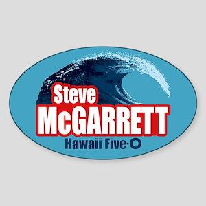 H50 Steve McGarrett Wave Sticker