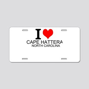 I Love Cape Hatteras, North Carolina Aluminum Lice