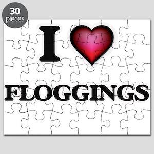 I love Floggings Puzzle