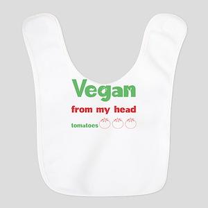 Vegan Polyester Baby Bib