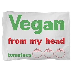 Vegan Pillow Sham