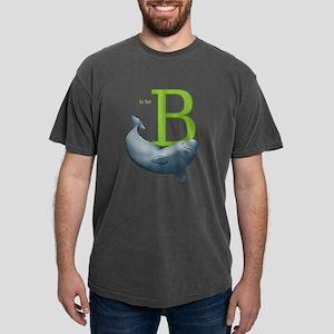 B Is For Beluga Mens Comfort Colors T-Shirt