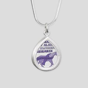 Unicorns Support Alzheimer's awareness & Necklaces