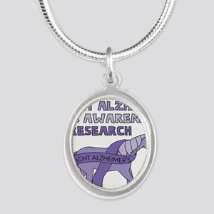 Unicorns Support Alzheimer's awareness & Necklaces