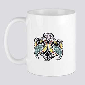 Eagle Celtic Mug