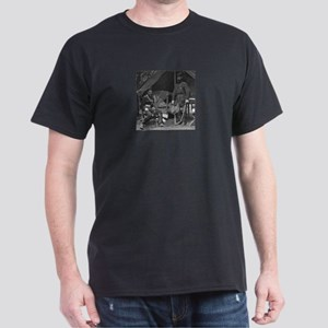 Civil War Soldiers Dark T-Shirt