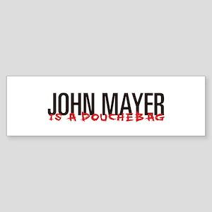 Anti Douchebag Bumper Sticker