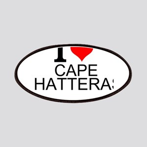 I Love Cape Hatteras Patch