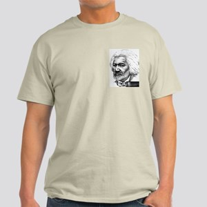 Frederick Douglass Light T-Shirt