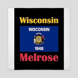 Melrose Wisconsin Queen Duvet