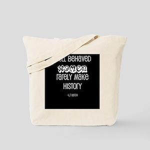Women's Attitude Tote Bag