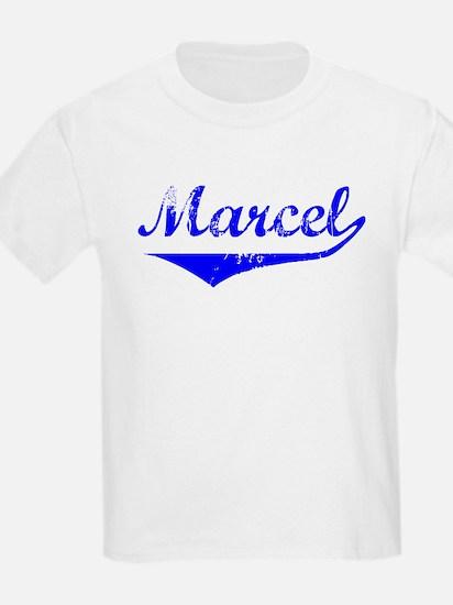 Marcel Vintage (Blue) T-Shirt