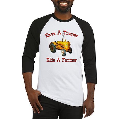 Ride a Farmer Baseball Jersey