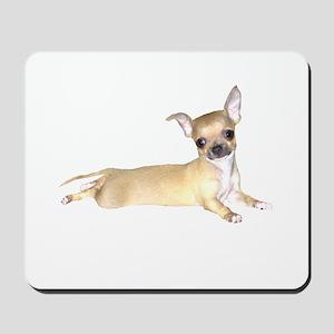 Tan Chihuahua Mousepad