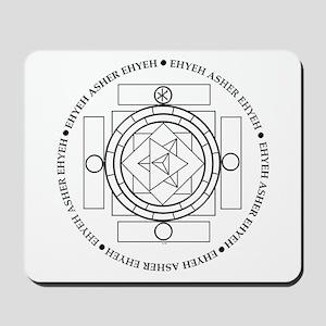 Merkaba Yantra Design Mousepad