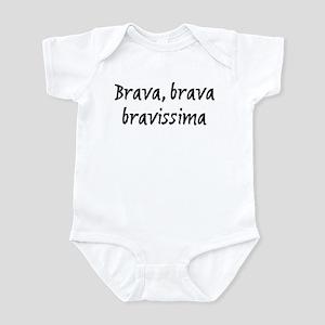 Brava, Brava, Bravissima Infant Bodysuit