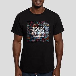 your story matters graffiti T-Shirt