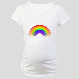 Rainbow Maternity T-Shirt