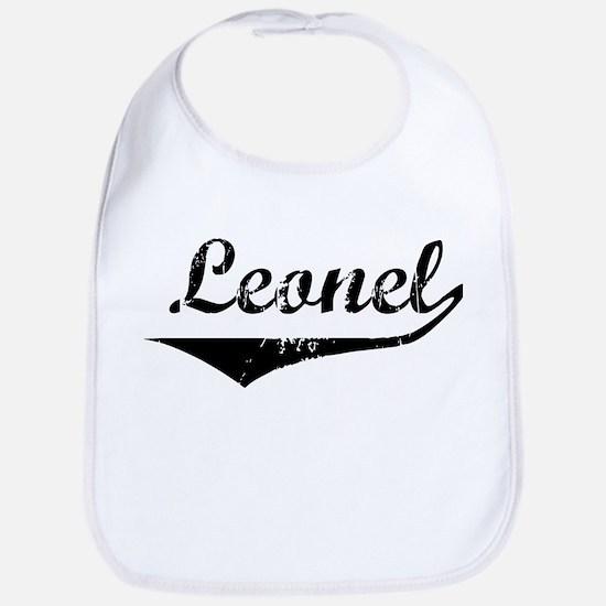 Leonel Vintage (Black) Bib