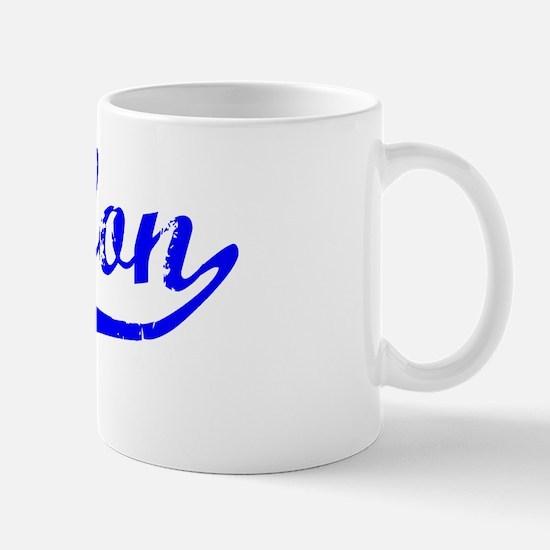 Marlon Vintage (Blue) Mug