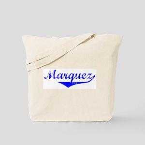 Marquez Vintage (Blue) Tote Bag